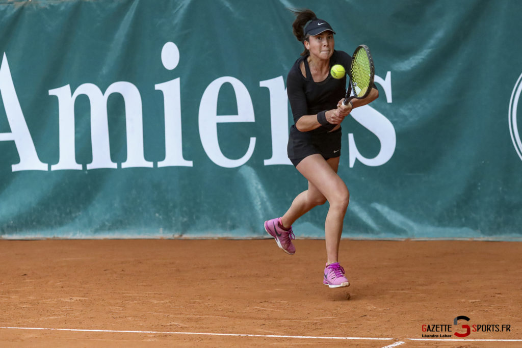 Aac Tennis Itf Jeudi 0002 Leandre Leber Gazettesports