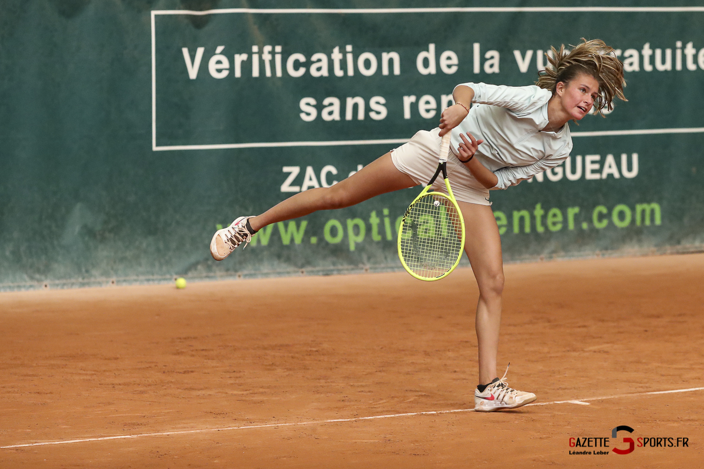 Aac Tennis Itf Jeudi 0094 Leandre Leber Gazettesports