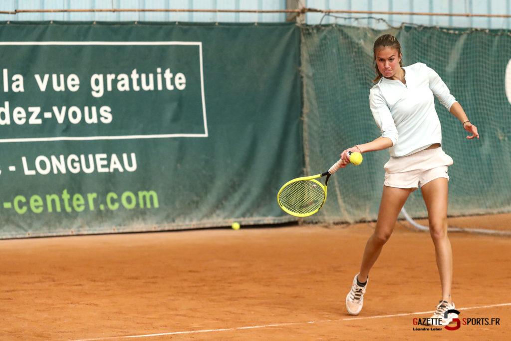 Aac Tennis Itf Jeudi 0095 Leandre Leber Gazettesports