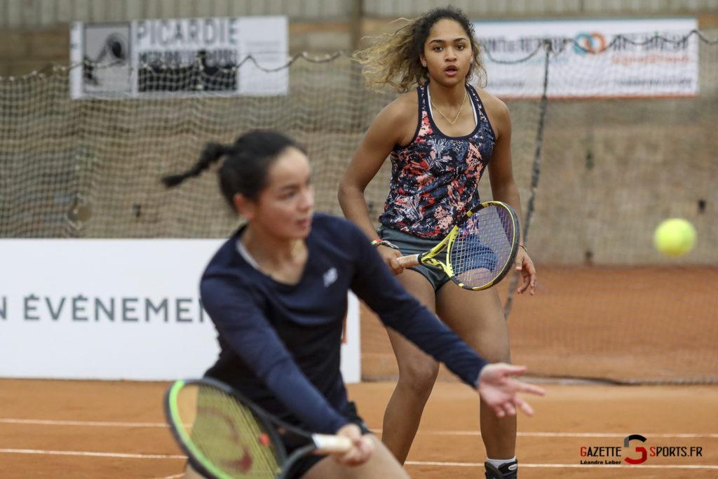 Aac Tennis Itf Jeudi 0115 Leandre Leber Gazettesports