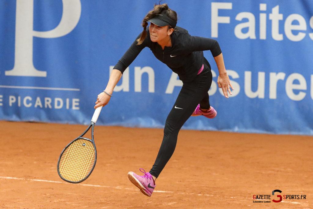 Aac Tennis Itf Mars 20 Mardi 0016 Leandre Leber Gazettesports