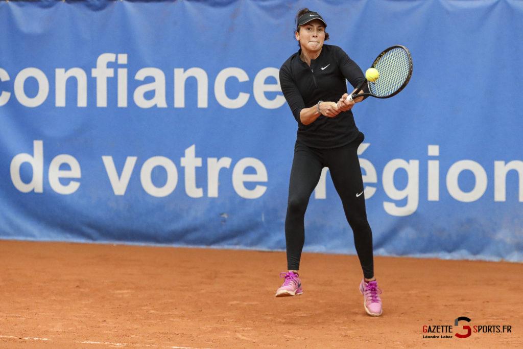 Aac Tennis Itf Mars 20 Mardi 0019 Leandre Leber Gazettesports