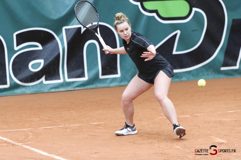 Aac Tennis Itf Mars 20 Mardi 0024 Leandre Leber Gazettesports