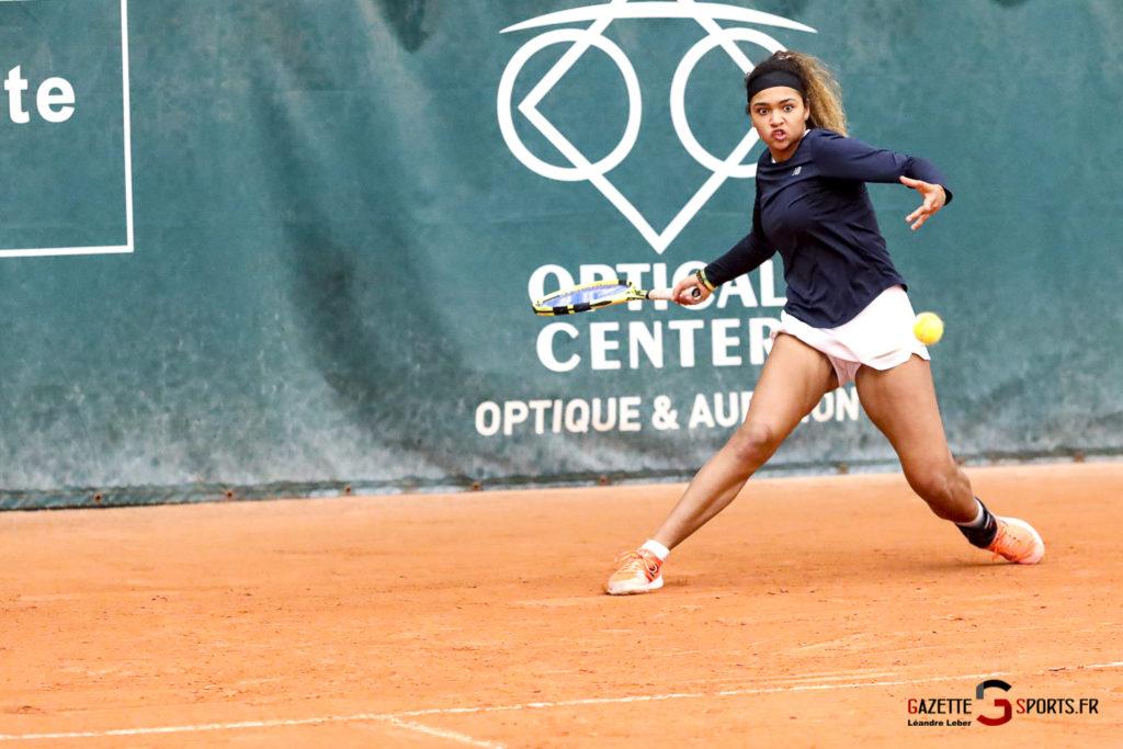 Aac Tennis Itf Mars 20 Mardi 0051 Leandre Leber Gazettesports