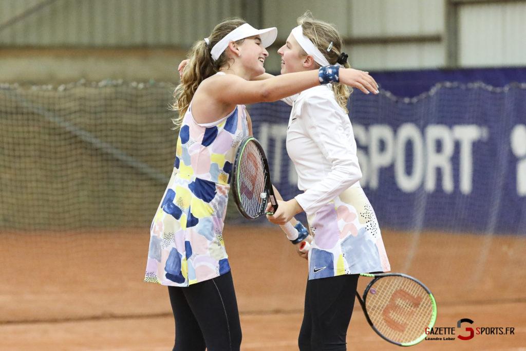 Aac Tennis Itf Mars 20 Mardi 0101 Leandre Leber Gazettesports