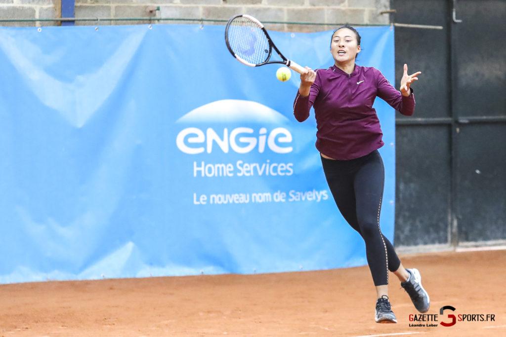 Aac Tennis Itf Mars 20 Mardi 0110 Leandre Leber Gazettesports