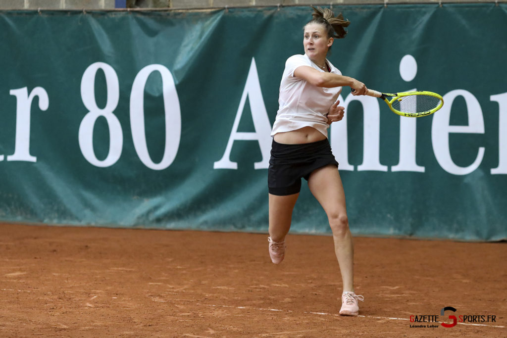 Aac Tennis Tournoi Itf Mercredi Matin 0050 Leandre Leber Gazettesports