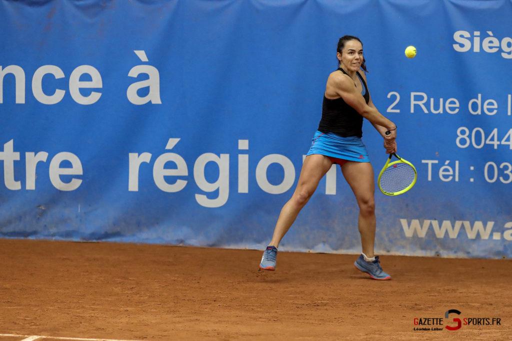 Aac Tennis Tournoi Itf Mercredi Matin 0051 Leandre Leber Gazettesports