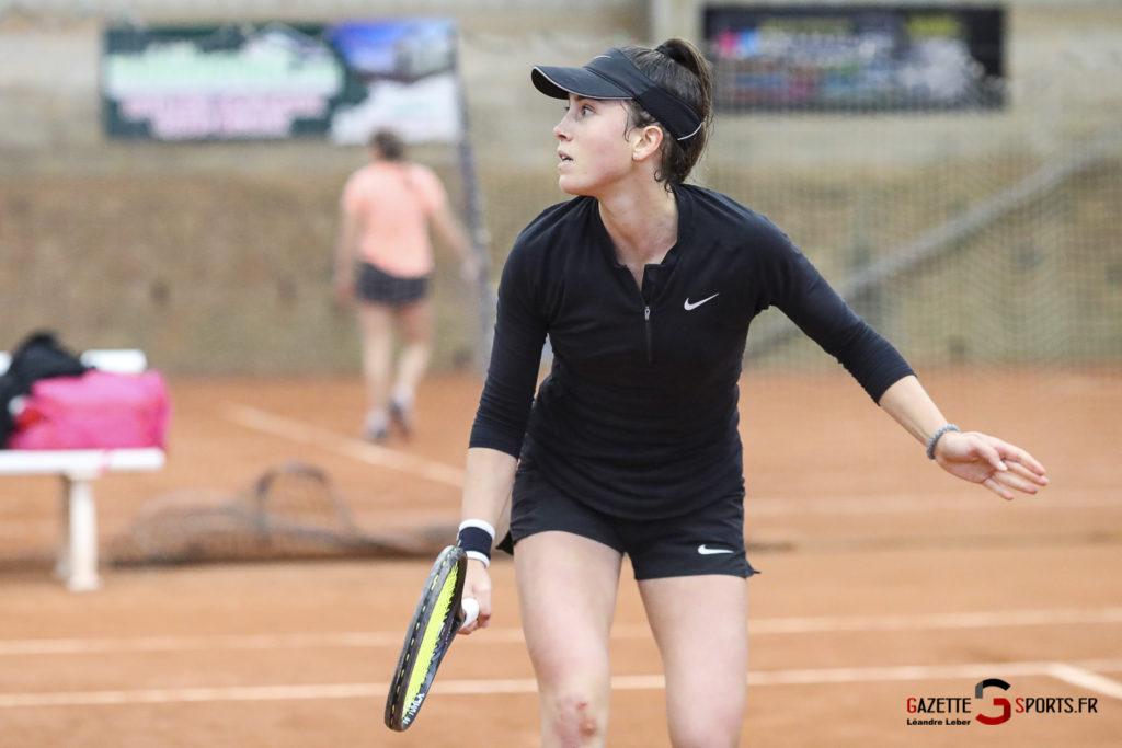 Aac Tennis Tournoi Itf Mercredi Soir 0004 Leandre Leber Gazettesports