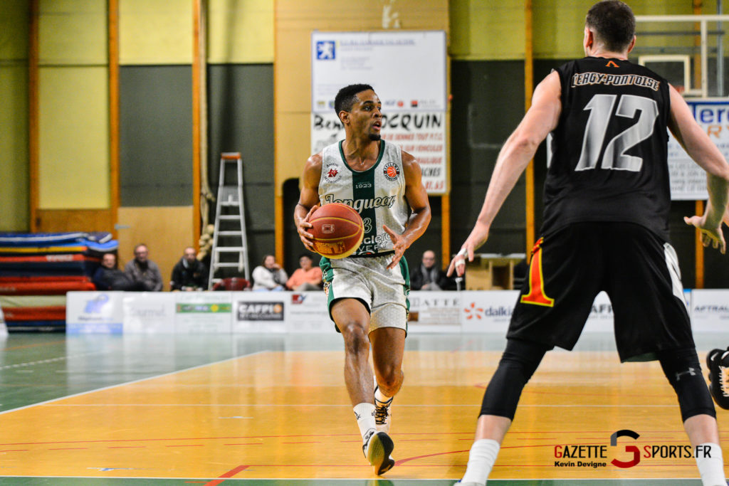 Basketball Esclams Vs Cergy Kevin Devigne Gazettesports 100