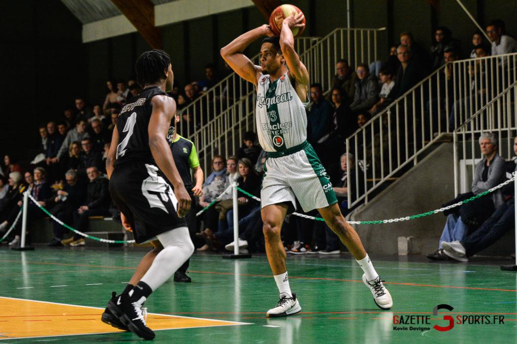 Basketball Esclams Vs Cergy Kevin Devigne Gazettesports 103
