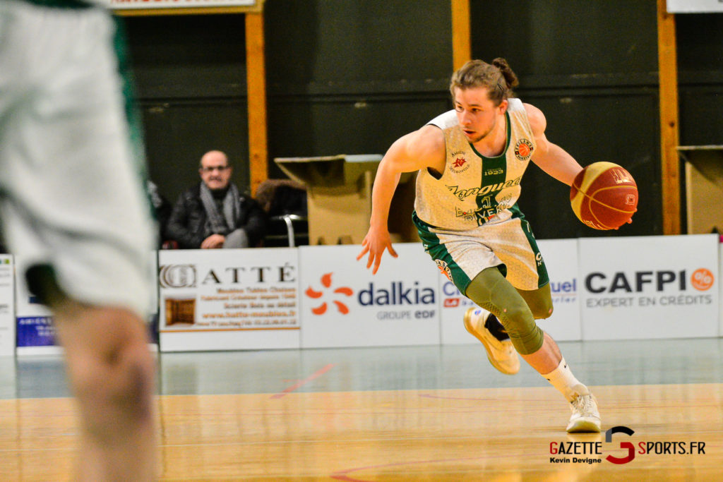 Basketball Esclams Vs Cergy Kevin Devigne Gazettesports 104