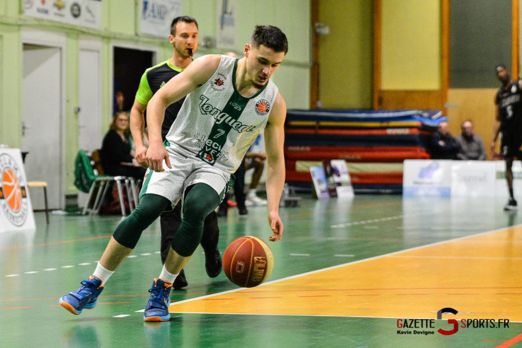 Basketball Esclams Vs Cergy Kevin Devigne Gazettesports 105