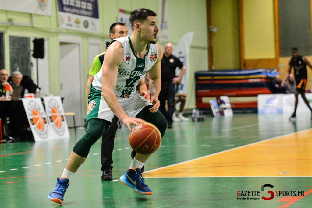 Basketball Esclams Vs Cergy Kevin Devigne Gazettesports 106