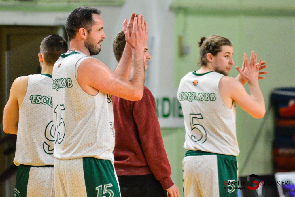 Basketball Esclams Vs Cergy Kevin Devigne Gazettesports 108