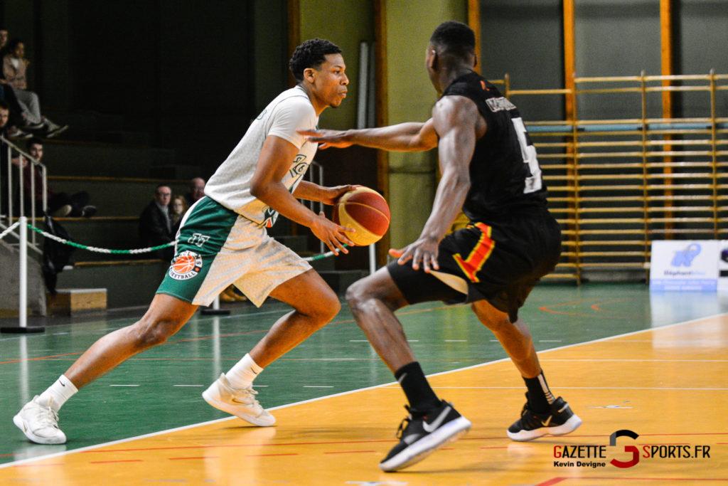 Basketball Esclams Vs Cergy Kevin Devigne Gazettesports 12