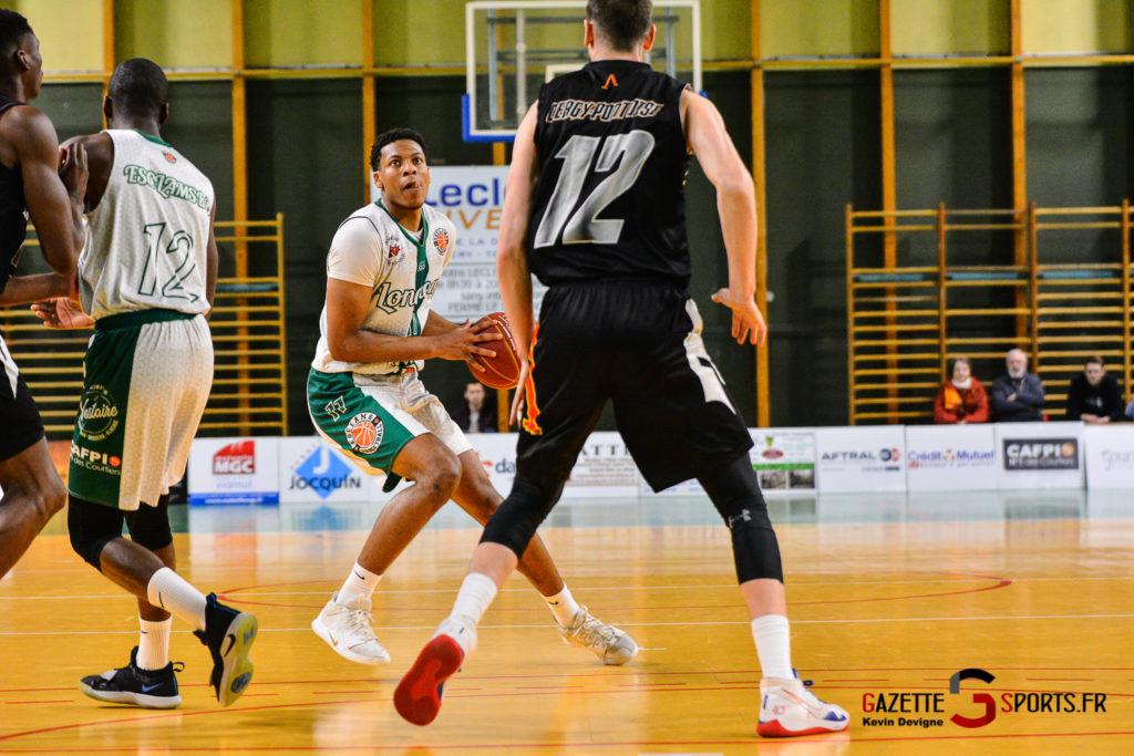 Basketball Esclams Vs Cergy Kevin Devigne Gazettesports 13