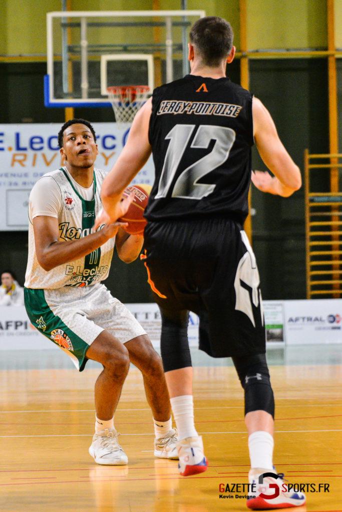 Basketball Esclams Vs Cergy Kevin Devigne Gazettesports 14