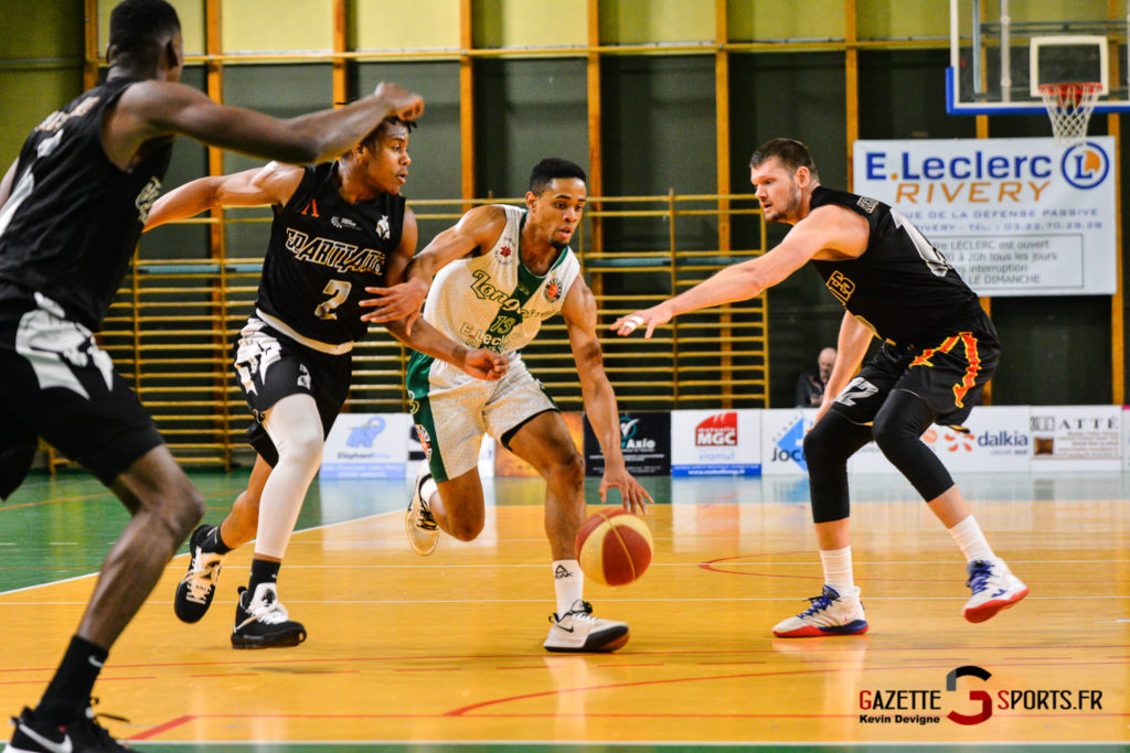 Basketball Esclams Vs Cergy Kevin Devigne Gazettesports 16