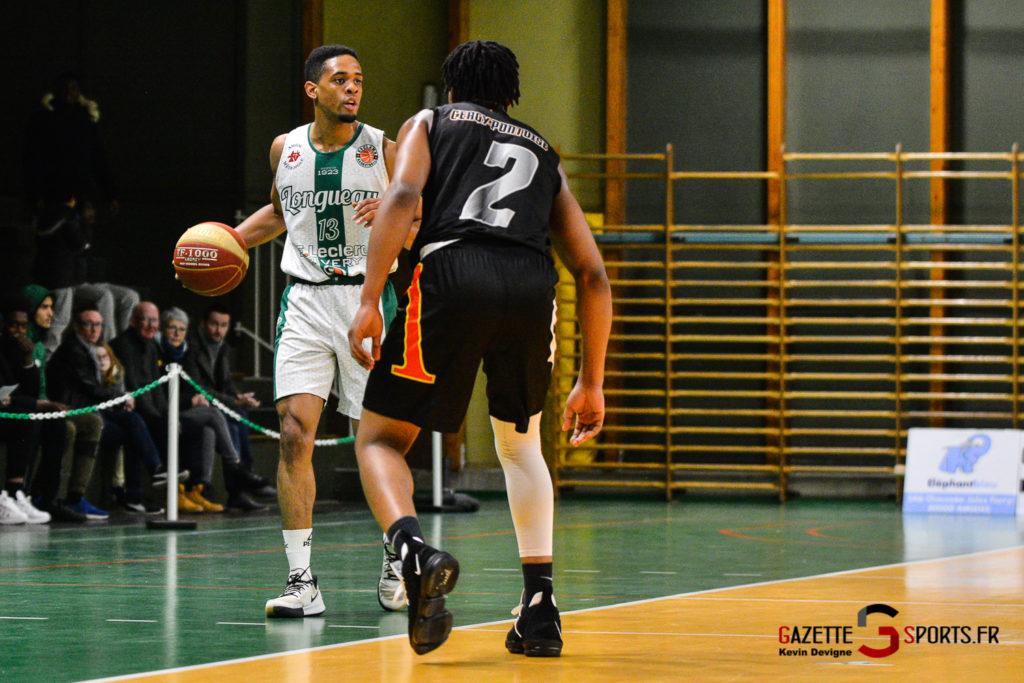 Basketball Esclams Vs Cergy Kevin Devigne Gazettesports 17