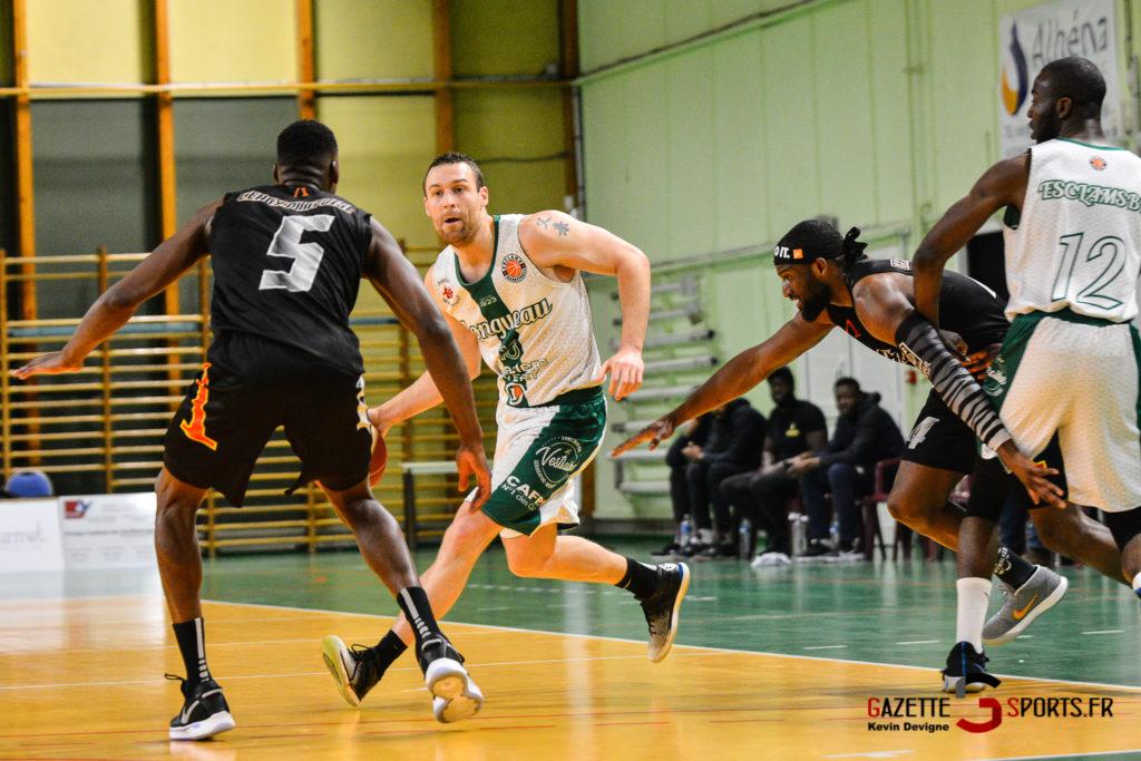 Basketball Esclams Vs Cergy Kevin Devigne Gazettesports 19