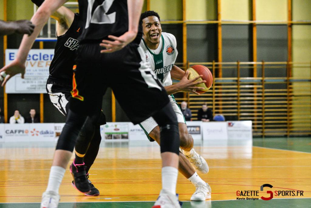 Basketball Esclams Vs Cergy Kevin Devigne Gazettesports 21