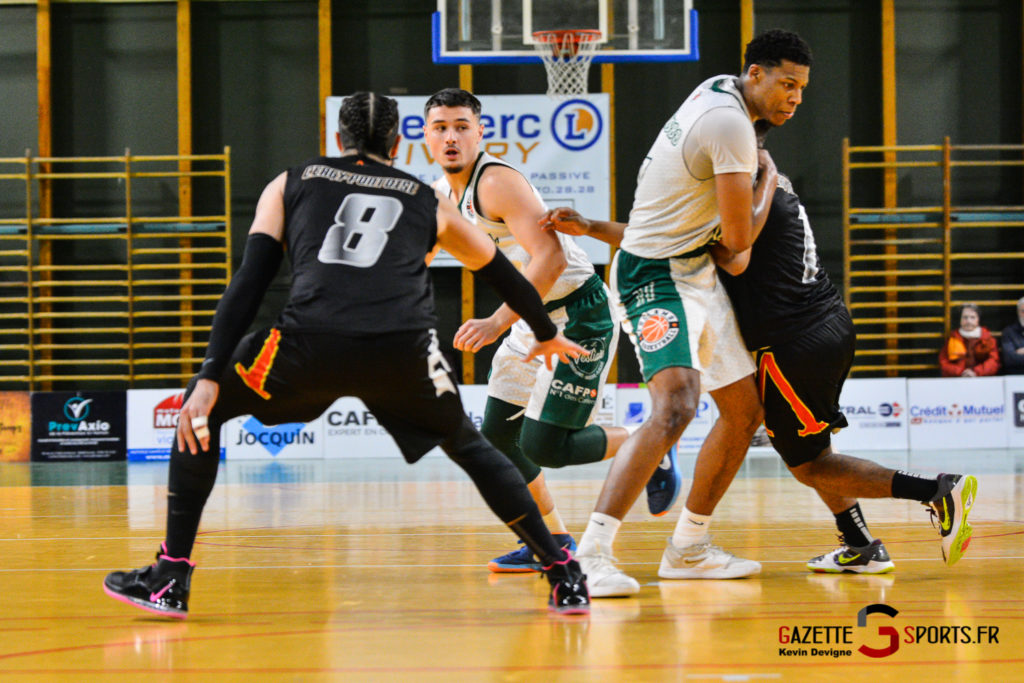 Basketball Esclams Vs Cergy Kevin Devigne Gazettesports 22