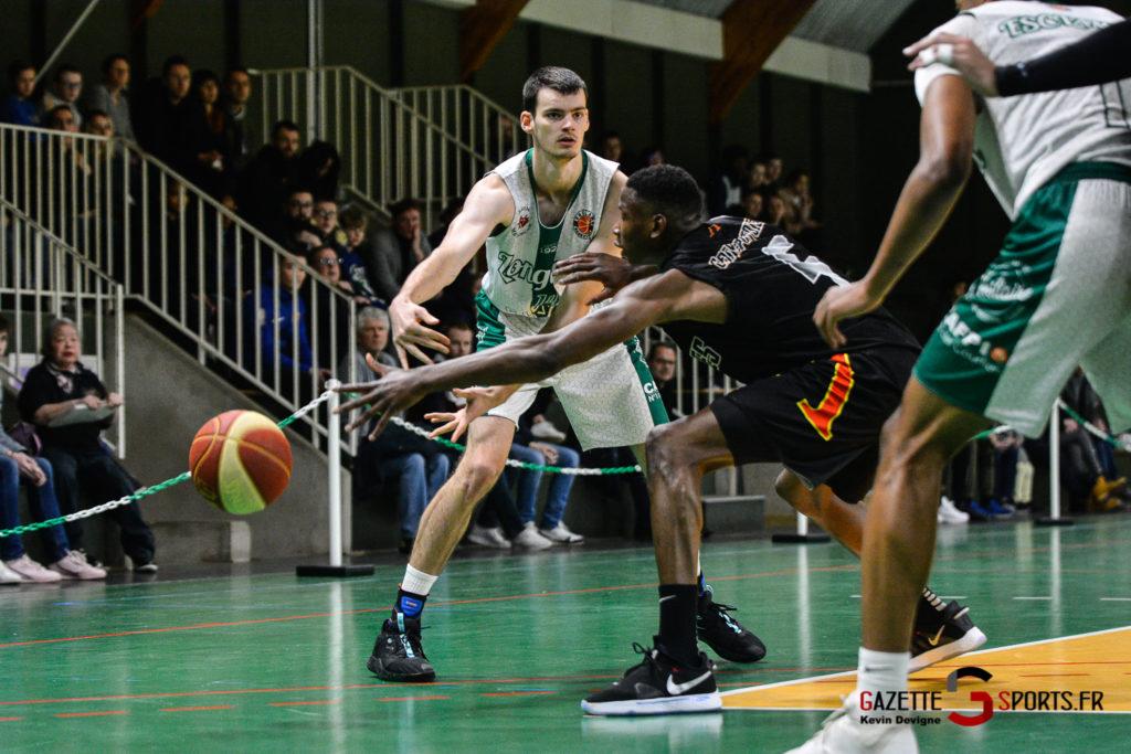 Basketball Esclams Vs Cergy Kevin Devigne Gazettesports 23