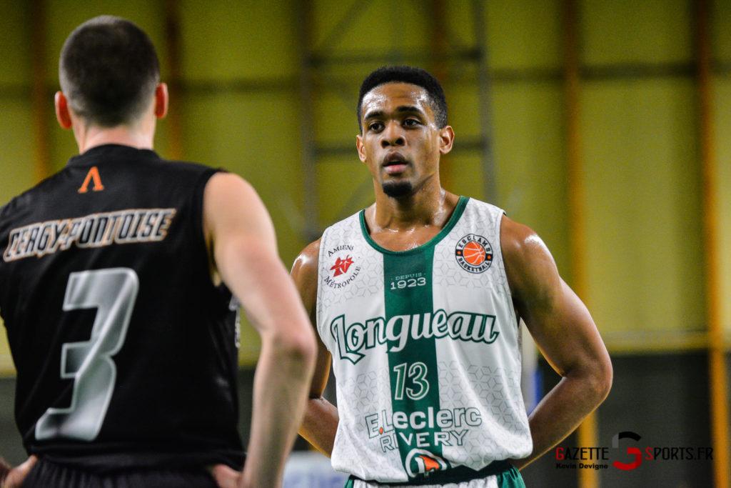 Basketball Esclams Vs Cergy Kevin Devigne Gazettesports 24