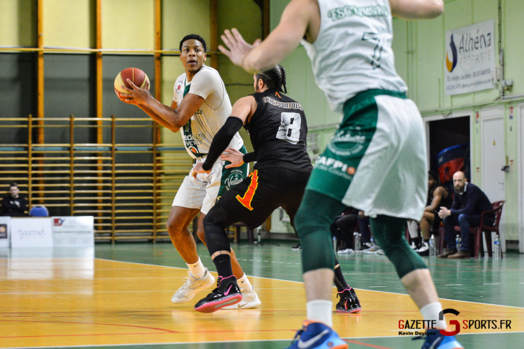 Basketball Esclams Vs Cergy Kevin Devigne Gazettesports 25