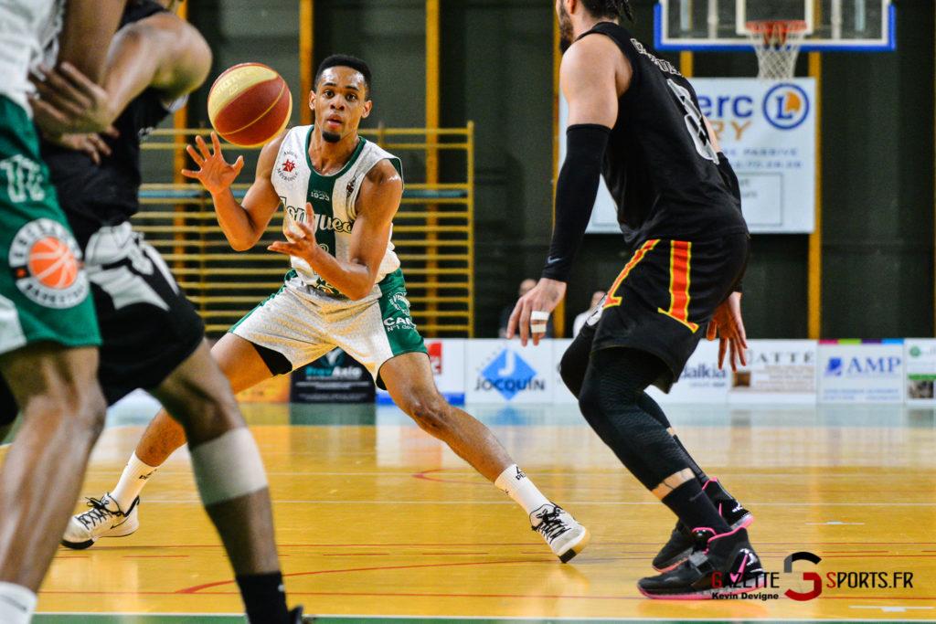 Basketball Esclams Vs Cergy Kevin Devigne Gazettesports 27