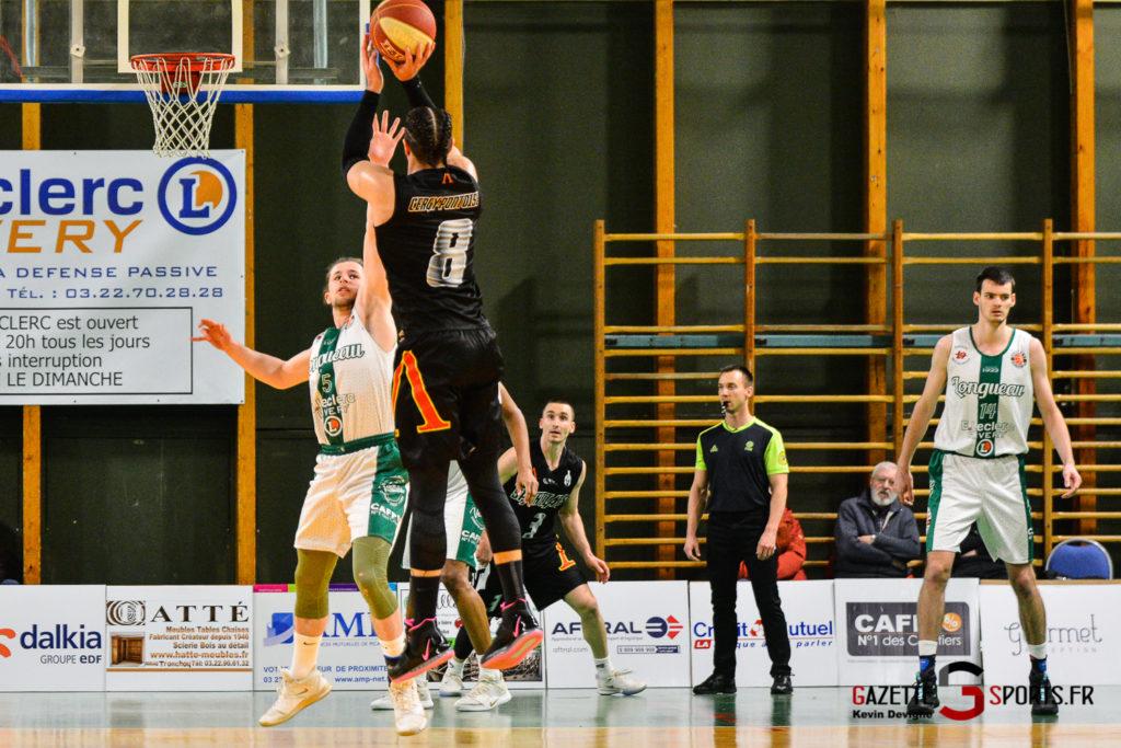Basketball Esclams Vs Cergy Kevin Devigne Gazettesports 32