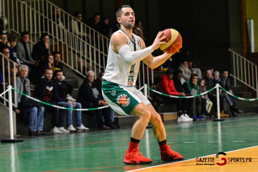 Basketball Esclams Vs Cergy Kevin Devigne Gazettesports 35