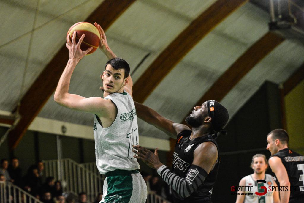 Basketball Esclams Vs Cergy Kevin Devigne Gazettesports 36