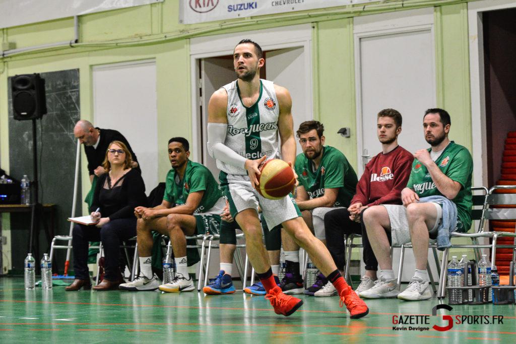 Basketball Esclams Vs Cergy Kevin Devigne Gazettesports 37