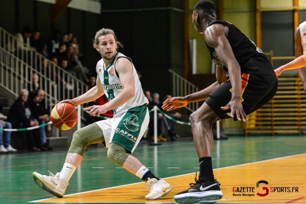 Basketball Esclams Vs Cergy Kevin Devigne Gazettesports 38
