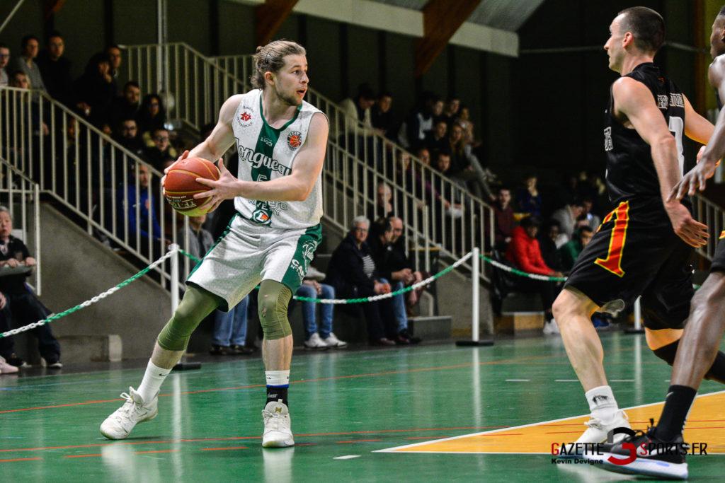Basketball Esclams Vs Cergy Kevin Devigne Gazettesports 39