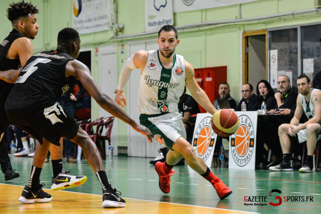 Basketball Esclams Vs Cergy Kevin Devigne Gazettesports 40