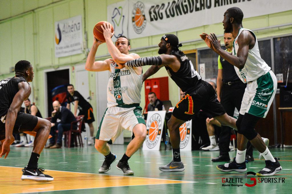 Basketball Esclams Vs Cergy Kevin Devigne Gazettesports 44