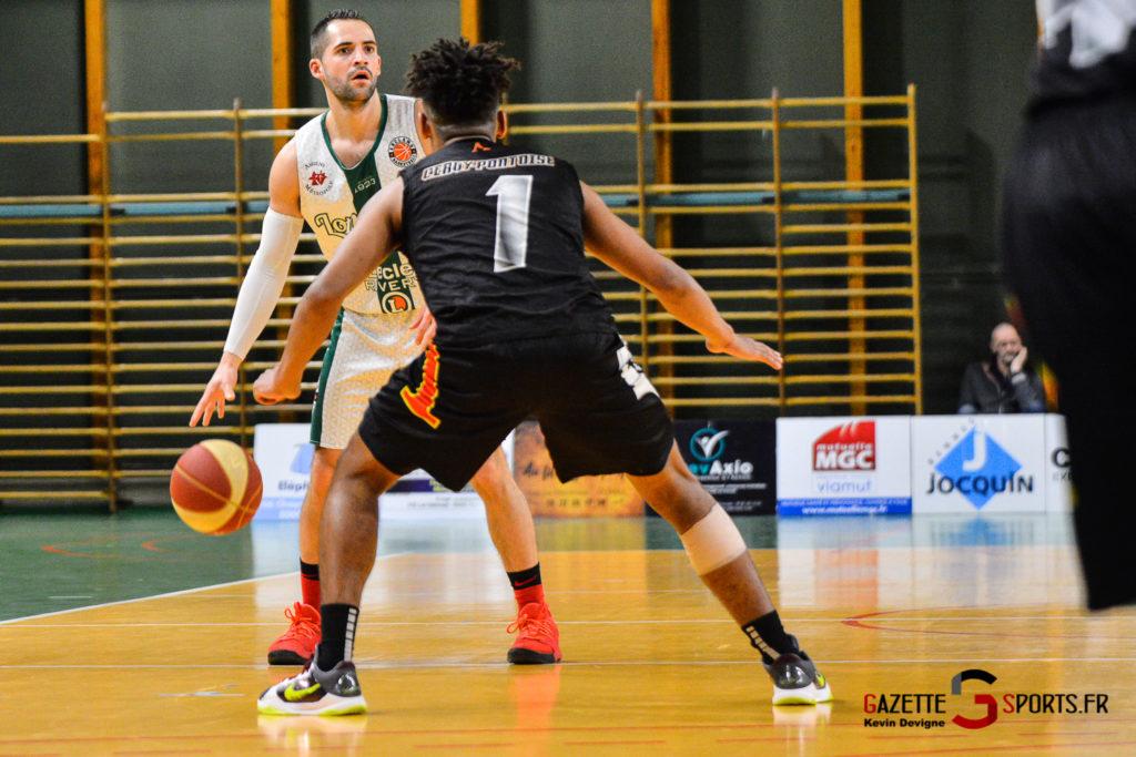 Basketball Esclams Vs Cergy Kevin Devigne Gazettesports 47