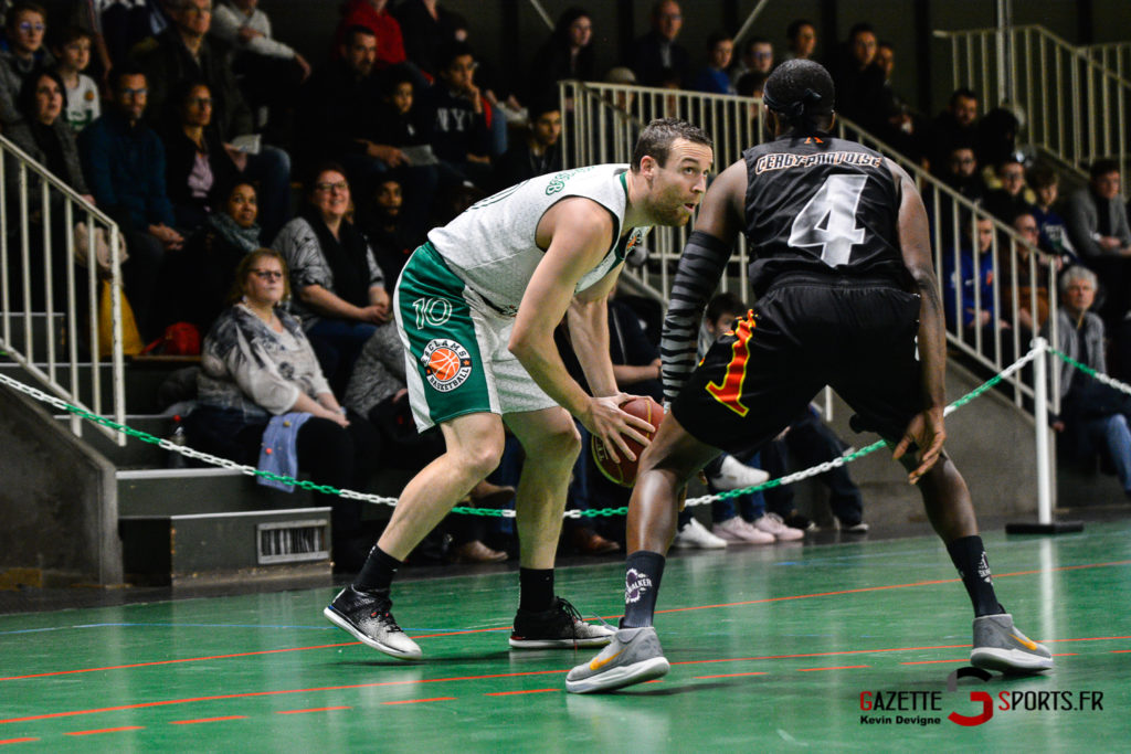 Basketball Esclams Vs Cergy Kevin Devigne Gazettesports 48