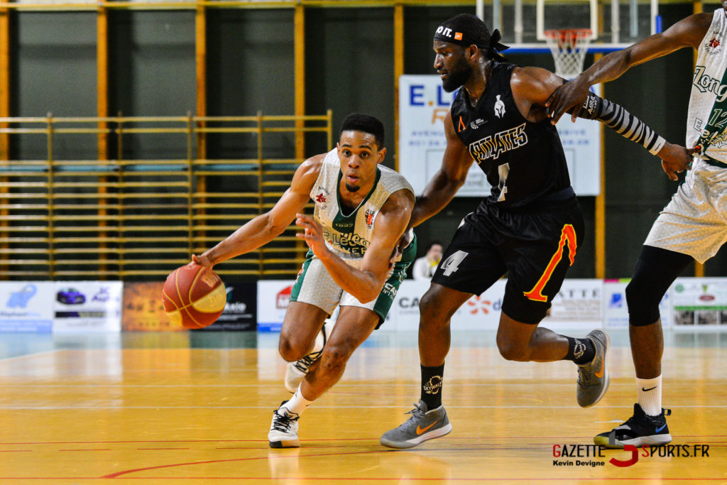 Basketball Esclams Vs Cergy Kevin Devigne Gazettesports 52