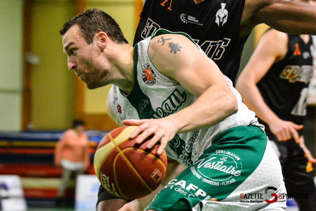 Basketball Esclams Vs Cergy Kevin Devigne Gazettesports 57