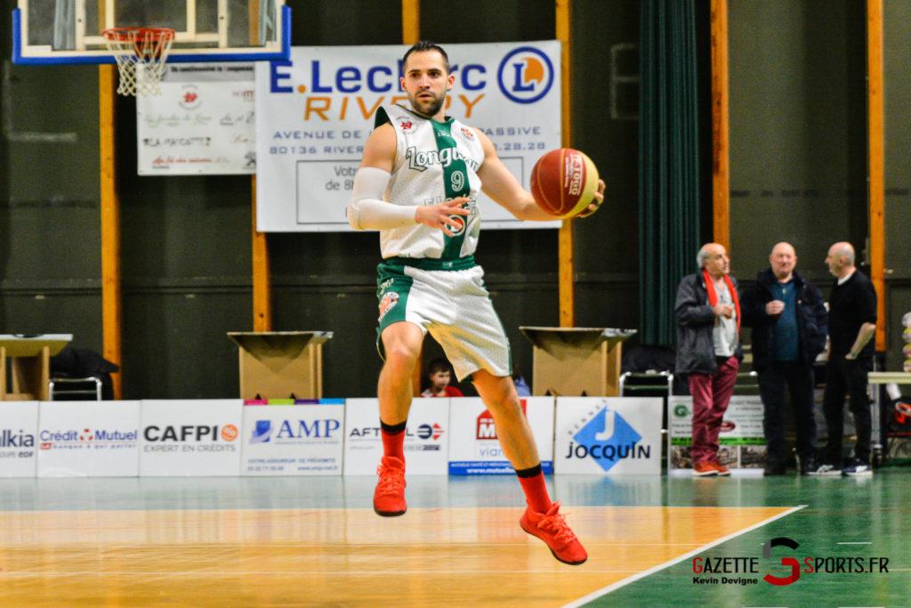 Basketball Esclams Vs Cergy Kevin Devigne Gazettesports 58