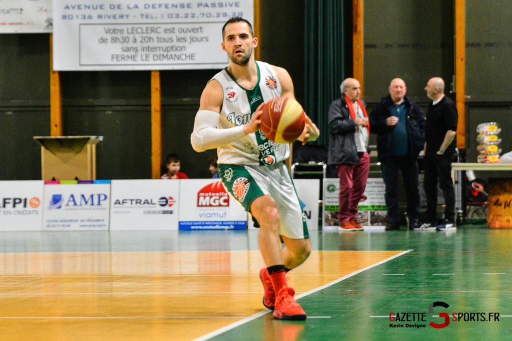 Basketball Esclams Vs Cergy Kevin Devigne Gazettesports 59
