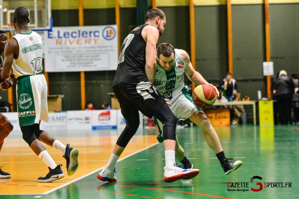 Basketball Esclams Vs Cergy Kevin Devigne Gazettesports 61