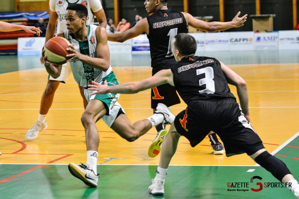 Basketball Esclams Vs Cergy Kevin Devigne Gazettesports 62