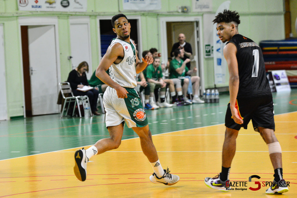 Basketball Esclams Vs Cergy Kevin Devigne Gazettesports 63