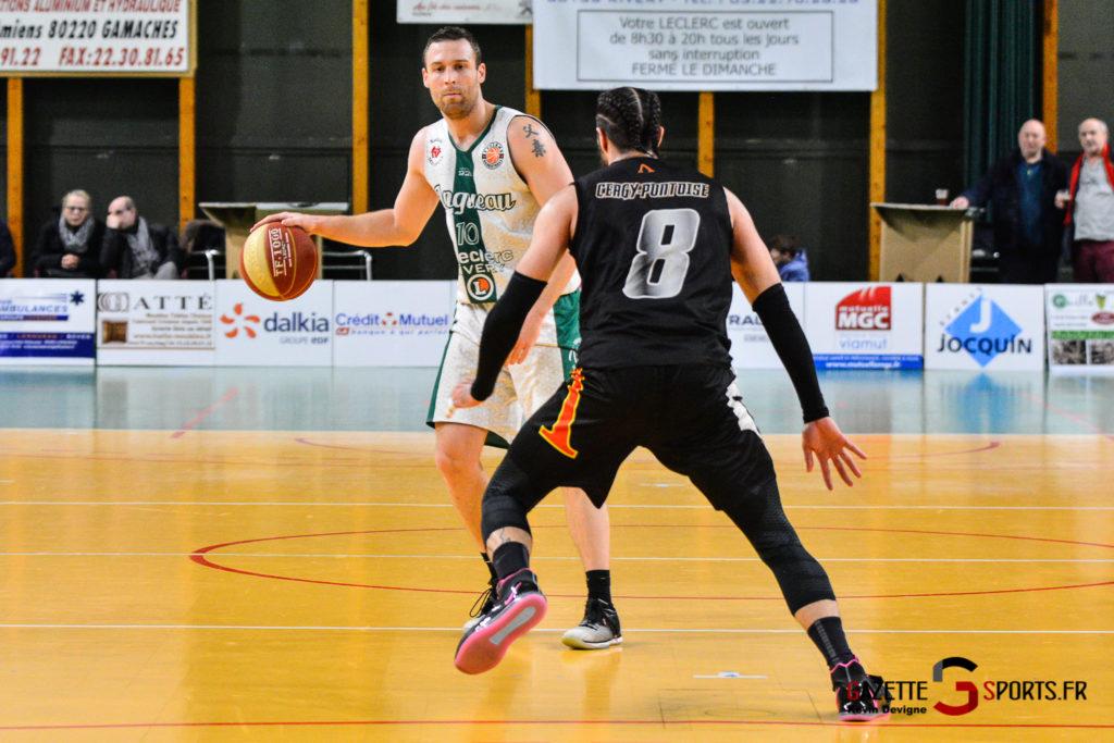 Basketball Esclams Vs Cergy Kevin Devigne Gazettesports 65