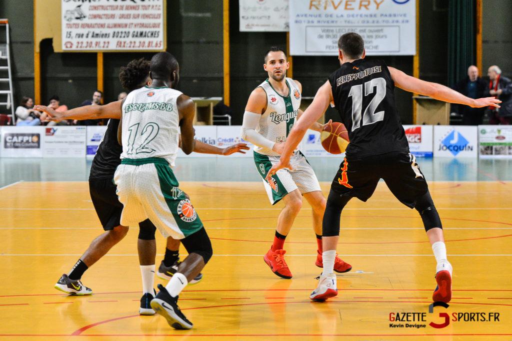 Basketball Esclams Vs Cergy Kevin Devigne Gazettesports 66